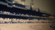 Stock Video Footage of Churchill Downs, Derby Day, 1959