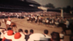 Before the Kentucky Derby, 1959 Stock Footage