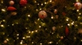 HD Christmas Lights Decor 3 HD Footage