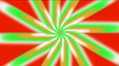 Abstract whirl gear flower pattern background,light space,windmill energy. Stock Footage