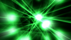 Flare stars and fibre,tech energy and ray light,disco neon,wedding background, Stock Footage