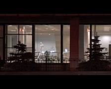Restaurant exterior  Stock Footage