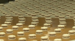 Biscuit manufacturer Wernli AG 16 - stock footage