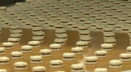Biscuit manufacturer Wernli AG 16 Stock Footage