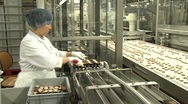 Stock Video Footage of Biscuit manufacturer Wernli AG 22