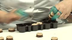 Biscuit manufacturer Wernli AG 23 - stock footage