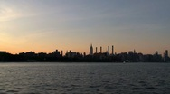 Stock Video Footage of New York City Skyline