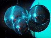 Disco Balls 2 Stock Footage