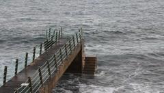 Pier 4029 Stock Footage