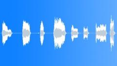 Dog 'talking' - sound effect