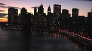 Stock Video Footage of Manhattan, New York City