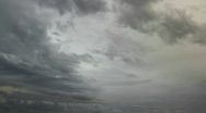 Stock Video Footage of Dramatic Clouds 3795
