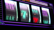 Stock Video Footage of Slot machines V5 - HD