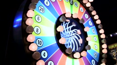 Wheel of fortune V2 - HD - stock footage