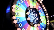 Wheel of fortune V2 - HD Stock Footage