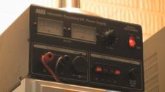 Ham radio Equipment - HD1080 Stock Footage