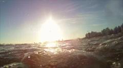 Beach mvd Stock Footage
