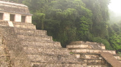 Palenque 2 Stock Footage