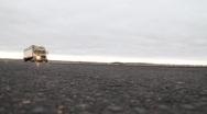 Stock Video Footage of Highway in the Desert