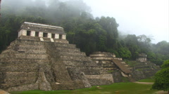 Palenque 1 Stock Footage
