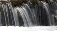 Stock Video Footage of Waterfall jungle: Agua Azul
