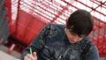 Teenager Doing Homework 8763 HD Footage