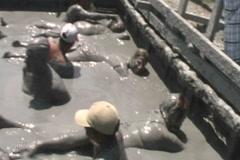 Totumo Mud Volcano 5 Stock Footage