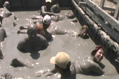 Totumo Mud Volcano 4 Stock Footage