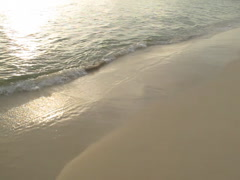 CAMBODIA-BEACH-WAVES-SIHANOUKVILLE Stock Footage