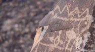 Stock Video Footage of Petroglyph National Monument  9504