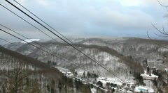 Cable Car 5699x8 Stock Footage
