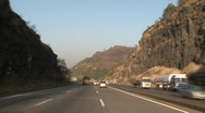 Stock Video Footage of Indian Roads & Highways