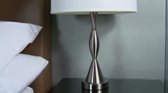 Lamp on and off V1 - HD Stock Footage