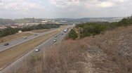 Stock Video Footage of Roadway In Austin, Texas