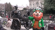 Stock Video Footage of Molly Malone