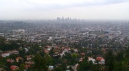 Los Angeles City shots Stock Footage