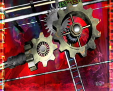 cogs - stock footage