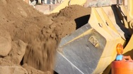 Stock Video Footage of Bulldozer 0652