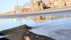 Flood Control 0656 Stock Footage