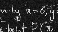 Mathematics - stock footage