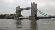 Stock Video Footage of Tower bridge