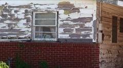 New Orleans-Katrina-8b41,42 damage Stock Footage