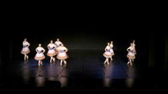 Ballet_07  Stock Footage
