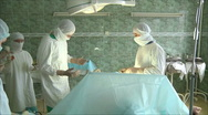 Operating room 10 Stock Footage