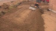 Bulldozer Stock Footage