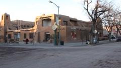 Santa Fe 0532 - stock footage