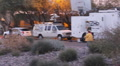 Congresswoman Giffords' Vigil at UMC and the media - 15 HD Footage