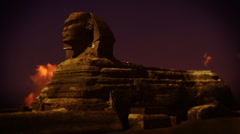 The Sphinx, Egypt, exclusive on Pond5 - stock footage