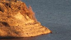 Lake cochiti Stock Footage