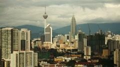 Kuala Lumpur - stock footage
